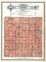 Plainfield Township, Waushara County 1914